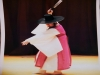 한국의 전통무 바라춤을 계승하는 혜수법사