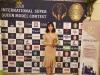 중국 왕홍 오만쥬 미스 슈퍼퀀 모델 선발대회 왕홍상을 수상 화제