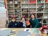 신경숙,성탄절에  선물챙겨주는  학원