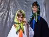 스트릿브랜드 불가코프, 19SS 룩북에서 러시아 할매패션 바부시카 스타일 선보여