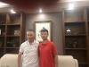 애플라인드 김윤수대표, 중국 국가체육총국 릴예코치와 교류간담회 개최