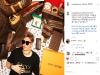 래퍼 머니더미 싱글 '알람' 컨셉트 사진 자신의 SNS에 공개, 화려한 머니스웨그 눈길