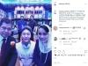 EDM뮤지션팀 배드보스크루 멤버 배드보스 말레이시아 왕자와 왕세자비와의 인증샷 공개 화제