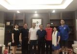 김윤수 애플라인드대표, 중국국가체육총국 동계올림픽위원회 초청출국