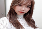 클럽소울 현진, 달라진 헤어스타일로 미모 뿜뿜~