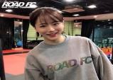 """'미녀 파이터' 이수연, 1년만에 로드FC 복귀... """"데뷔전보다 발전된 모습 보여주겠다"""""""