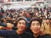 EDM 듀오 배드보스 크루 코타키나발루 눔박 소망학교 음악 봉사활동 감동 전해