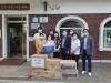 신경숙중국어학원대표원장, 해남유기농쌀 중국수출