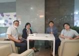 한중경제문화교육협회, 첫 온라인  중국어말하기대회 개최성공