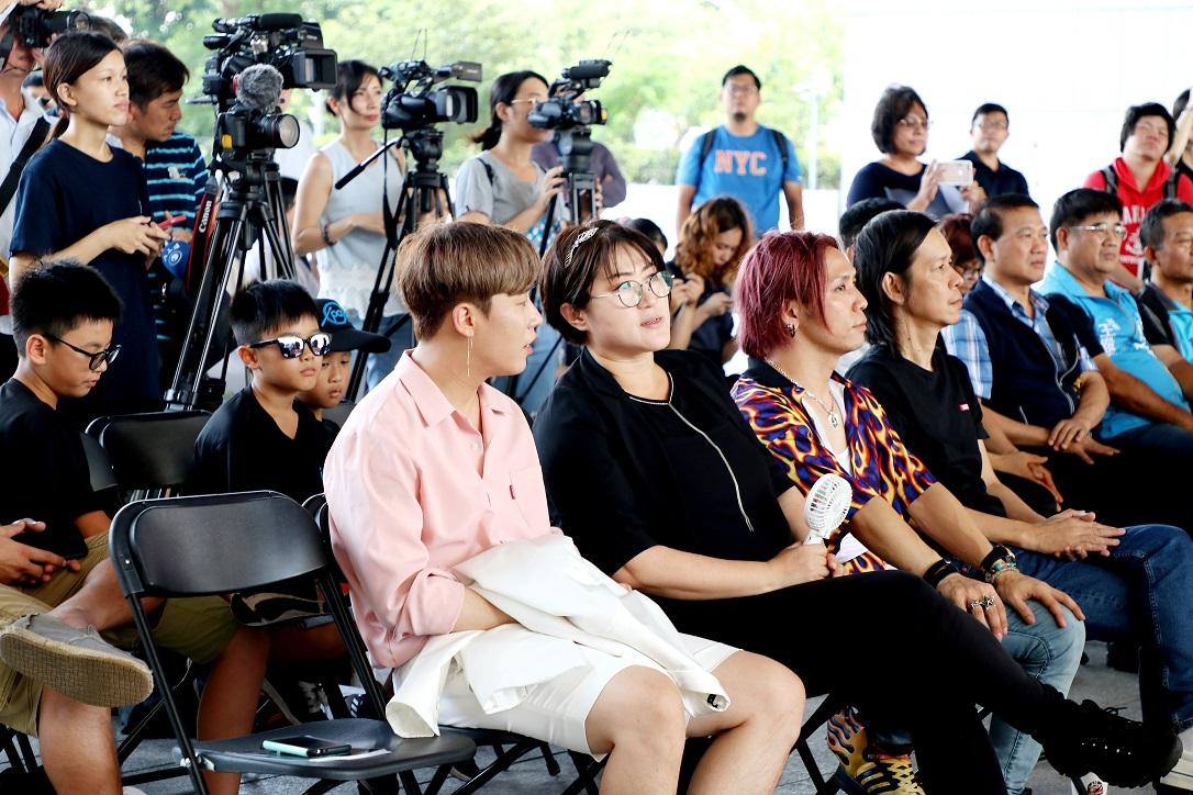락킹타이중 페스티벌 타이중 시청 기자회견 기념촬영 3.JPG